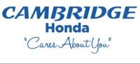 Cambridge Honda logo