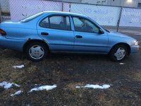 Picture of 1994 Geo Prizm 4 Dr STD Sedan, exterior