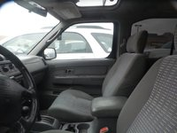 Picture of 2000 Nissan Xterra XE, interior