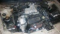Picture of 1999 Mercury Sable 4 Dr GS Sedan, engine