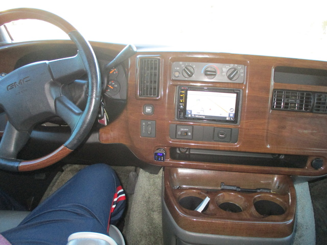 Picture of 2006 GMC Savana Cargo 1500 Van, interior