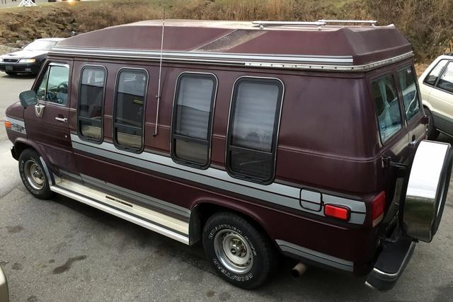 Picture of 1990 Chevrolet Sportvan 3 Dr G20 Passenger Van Extended, exterior, gallery_worthy