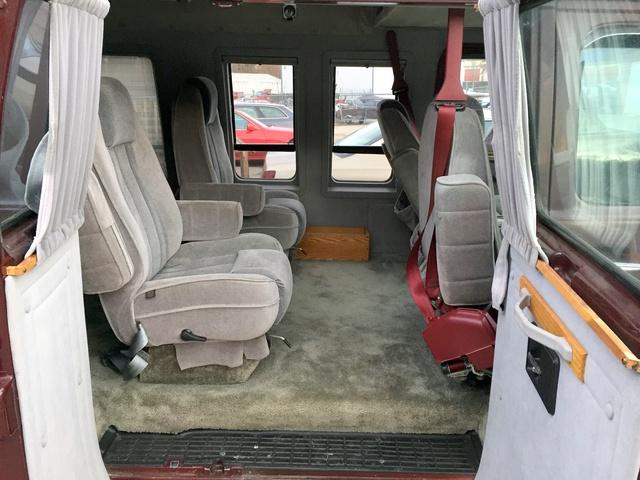 Picture of 1990 Chevrolet Sportvan 3 Dr G20 Passenger Van Extended, interior