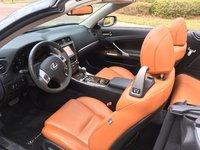 Picture of 2014 Lexus IS C 250C, interior