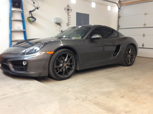 Picture of 2014 Porsche Cayman Base