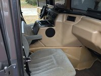 Picture of 1999 AM General Hummer 4 Dr STD Turbodiesel AWD Convertible, interior