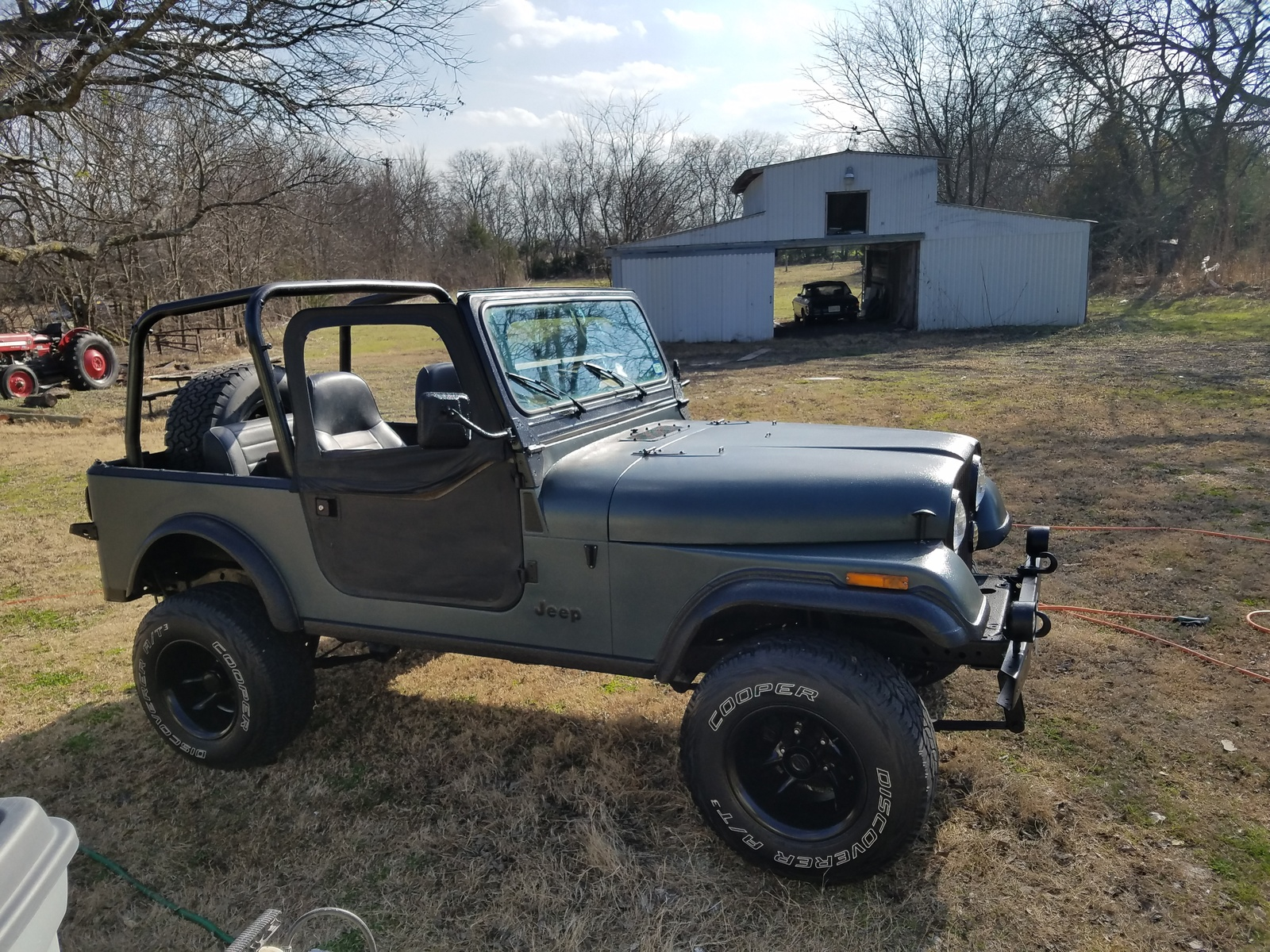 1982 jeep cj-7 - overview - cargurus