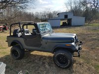 1982 Jeep CJ-7 Picture Gallery