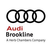 Audi Brookline logo