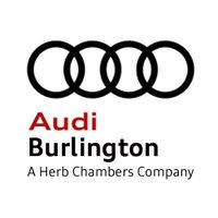 Audi Burlington logo