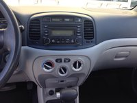 Picture of 2008 Hyundai Accent GS, interior