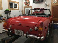 Picture of 1972 MG MGB, exterior