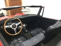 Picture of 1972 MG MGB, interior