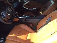 Picture of 2016 Chevrolet Camaro 2SS, interior