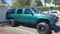 Picture of 1998 Chevrolet Suburban K1500 4WD