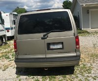 Picture of 2002 Chevrolet Astro LS AWD, exterior