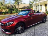 Picture of 2017 Mercedes-Benz C-Class C 63 S AMG Cabriolet