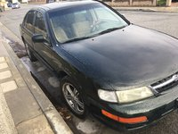 Picture of 1997 Nissan Maxima GXE, exterior