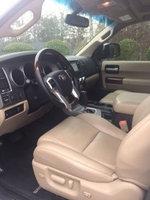 Picture of 2015 Toyota Sequoia Platinum, interior