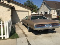 1972 Chevrolet Impala Picture Gallery