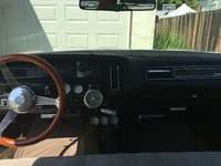 Picture of 1972 Chevrolet Impala, interior