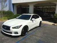 Picture of 2015 Infiniti Q50 Base