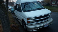 Picture of 2002 Chevrolet Express G1500 Passenger Van, exterior