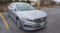 Picture of 2015 Hyundai Sonata Sport, exterior