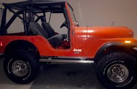 1974 Jeep CJ-5 Overview