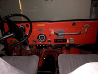 Picture of 1974 Jeep CJ-5, interior, gallery_worthy