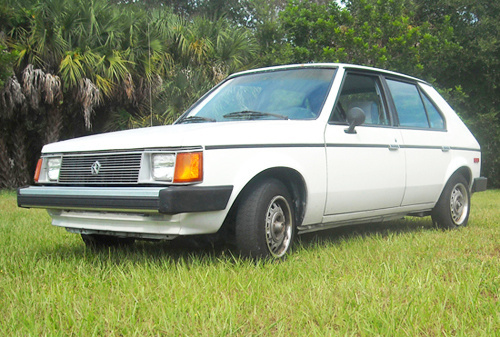 1989 Dodge Omni for Sale 1 - Picture Of Dodge Omni America Exterior - 1989 Dodge Omni for Sale 1