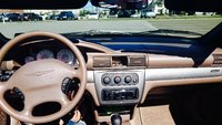 Picture of 2004 Chrysler Sebring GTC Convertible, interior