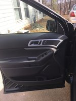 Picture of 2015 Ford Explorer XLT, interior