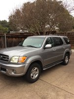 Picture of 2002 Toyota Sequoia SR5, exterior
