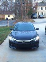 Picture of 2016 Honda Civic LX, exterior
