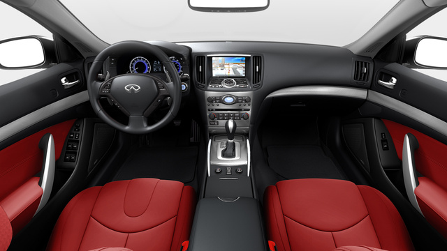 Marvelous Picture Of 2014 INFINITI Q60 IPL Coupe RWD, Interior, Gallery_worthy