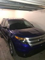 Picture of 2015 Ford Explorer XLT 4WD, exterior