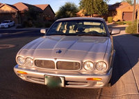 Picture of 2002 Jaguar XJR 4 Dr 100 Supercharged Sedan, exterior