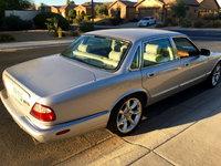 Picture of 2002 Jaguar XJR 4 Dr 100 Supercharged Sedan, exterior