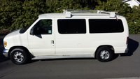 Picture of 1995 Ford E-350 XL Club Wagon Passenger Van Extended, exterior