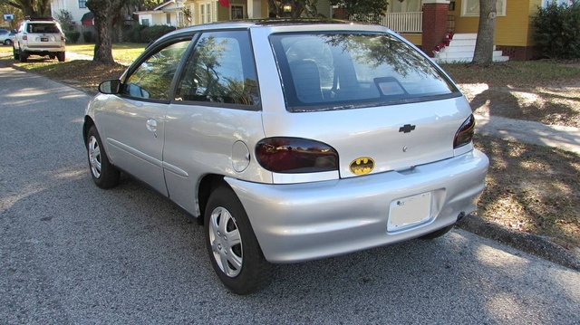 Picture of 1999 Chevrolet Metro 2 Dr LSi Hatchback