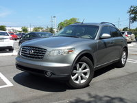 Picture of 2005 Infiniti FX35 Base