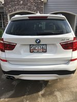 Picture of 2016 BMW X3 sDrive28i, exterior