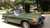 1980 Mercedes-Benz 450-Class Picture Gallery
