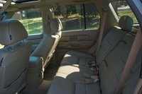 Picture of 2002 Infiniti QX4 4 Dr STD 4WD SUV, interior