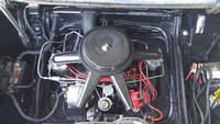 Picture of 1968 Chevrolet Corvair, engine