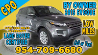 Picture of 2015 Land Rover Range Rover Evoque Pure Plus Hatchback