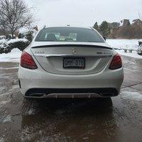 Picture of 2015 Mercedes-Benz C-Class C 300 4MATIC, exterior