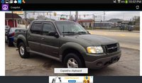 2002 Ford Explorer Sport Trac 4WD Crew Cab, Very good condition