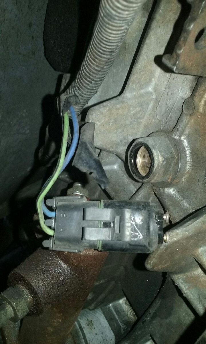 1999 chevy s10 automatic transmission